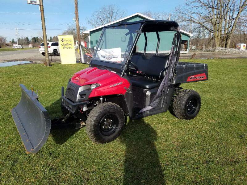 2014 Polaris Ranger 570 Utility Side-by-Side (UTV)