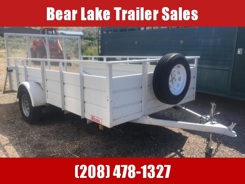 2008 Carson Vanguard Utility Trailer | New and used trailers sales ...