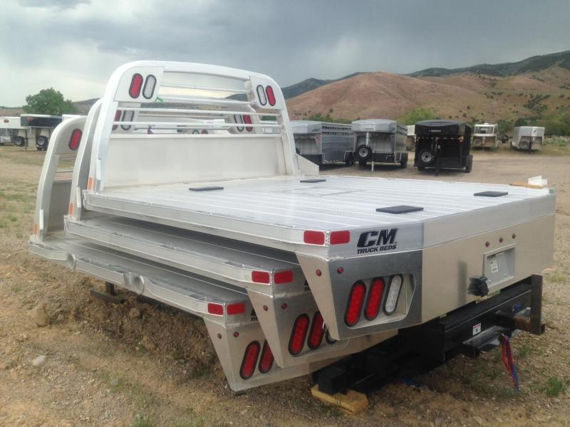 2017 CM Alumunim RD Truck Bed
