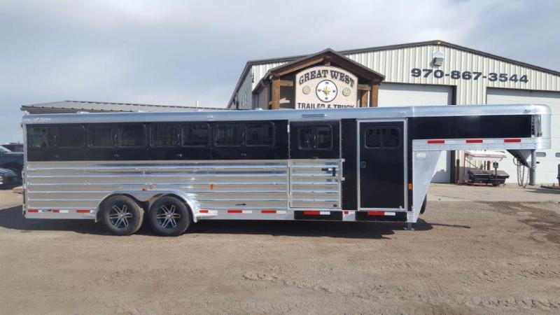 2018 Exiss Trailers 10 pen Goat and Pig show trailer Livestock – Exiss Stock Trailer Wiring Diagram