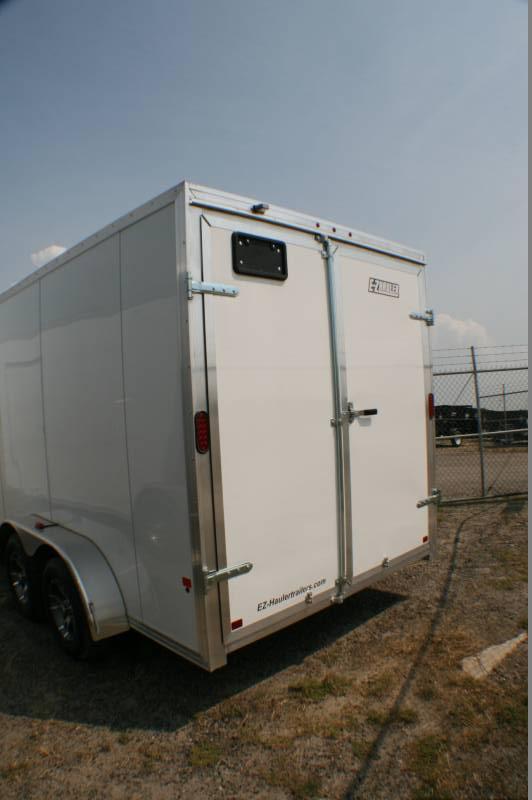 2015 Mission 7x14 Easy Hauler Cargo Trailer