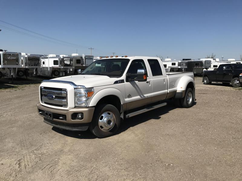 2013 Ford King Ranch F-350 Truck