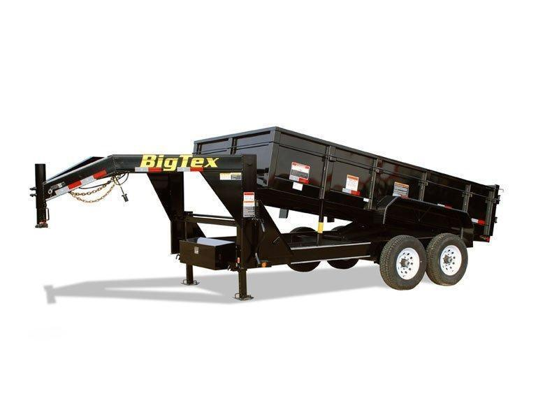 2017 Big Tex Trailers 14GX-147SIRPD Dump Trailer