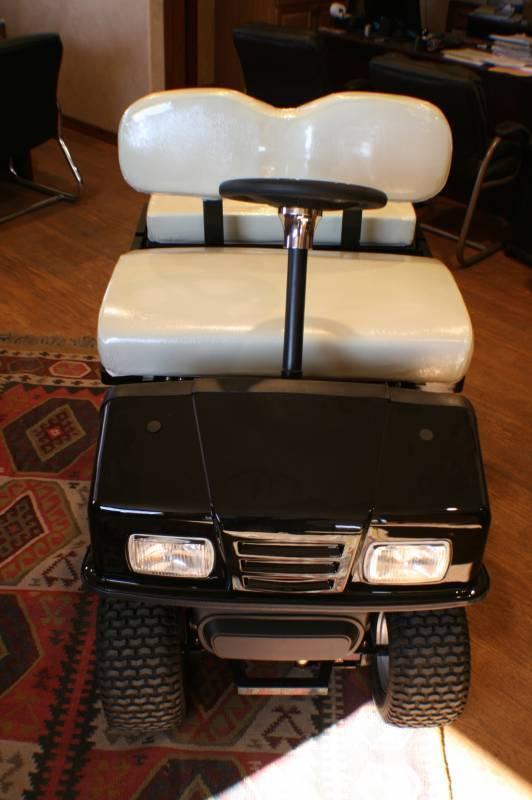 Cricket Mini Golf Carts (Several Color)