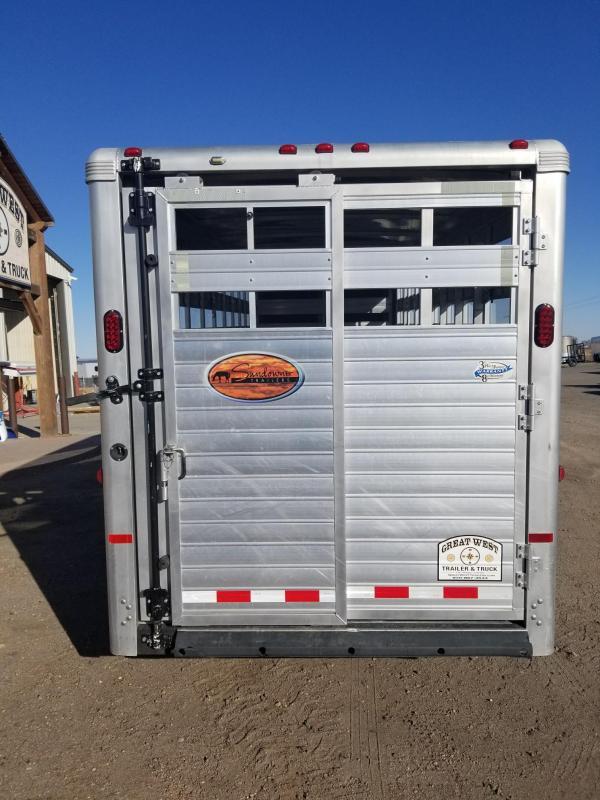 2011 Sundowner 20 Stock Trailer Livestock Trailer