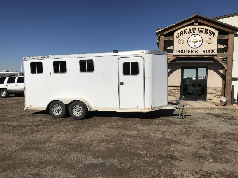 2005 Featherlite 3 Horse Trailer