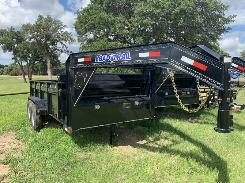 2019 Load Trail 83X14 GOOSENECK DUMP 14K