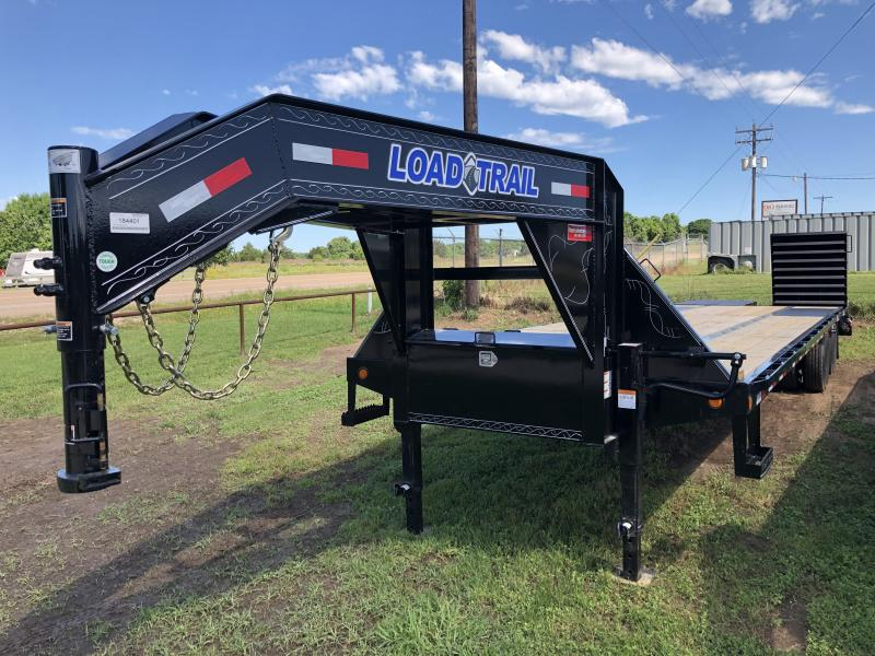 2019 Load Trail 32' LOW PRO MAX RAMPS GH