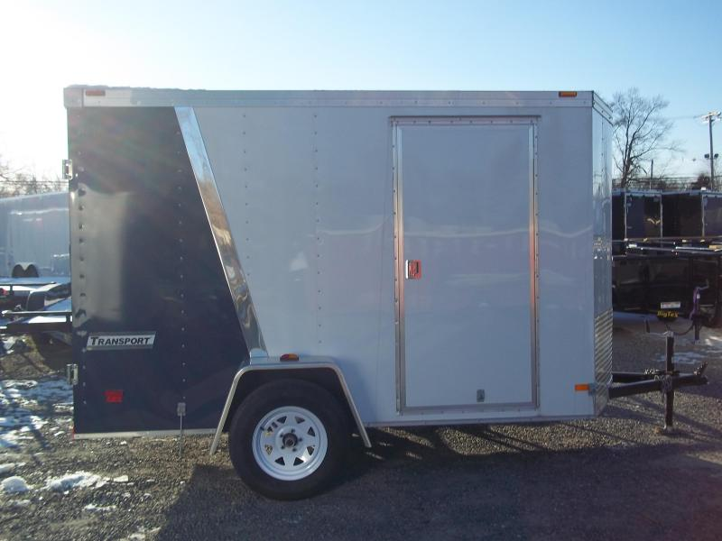 2016 Haulmark 6X10TSTV DS2 LD RAMP Enclosed Cargo Trailer