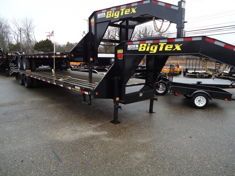 2018 Big Tex Trailers EH 8.5X35 22GN 30BK+5MR MEGA BLACK Equipment Trailer