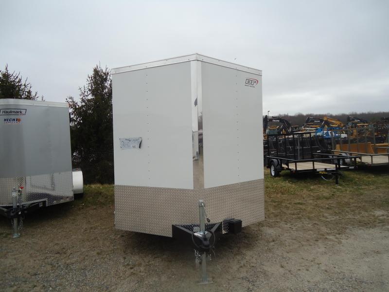 2017 Bravo Trailers 7X16ST TA2 V RAMP APP WHITE Enclosed Cargo Trailer