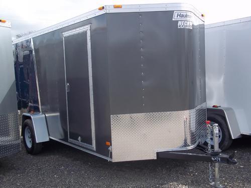 2016 Haulmark TSTV6X14DS2 Enclosed Cargo Trailer