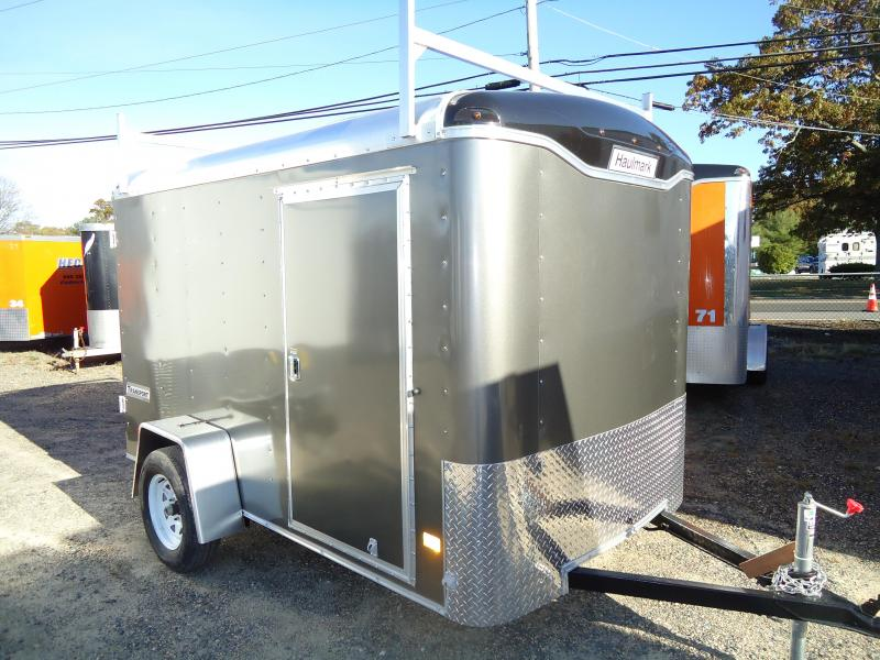 2018 Haulmark 6X10 TST DS2 LAD RCK CHARCOAL Enclosed Cargo Trailer
