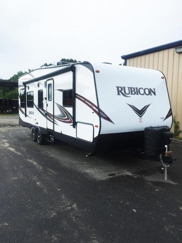 2017 Dutchmen Manufacturing Rubicon 2905 Toy Hauler RV