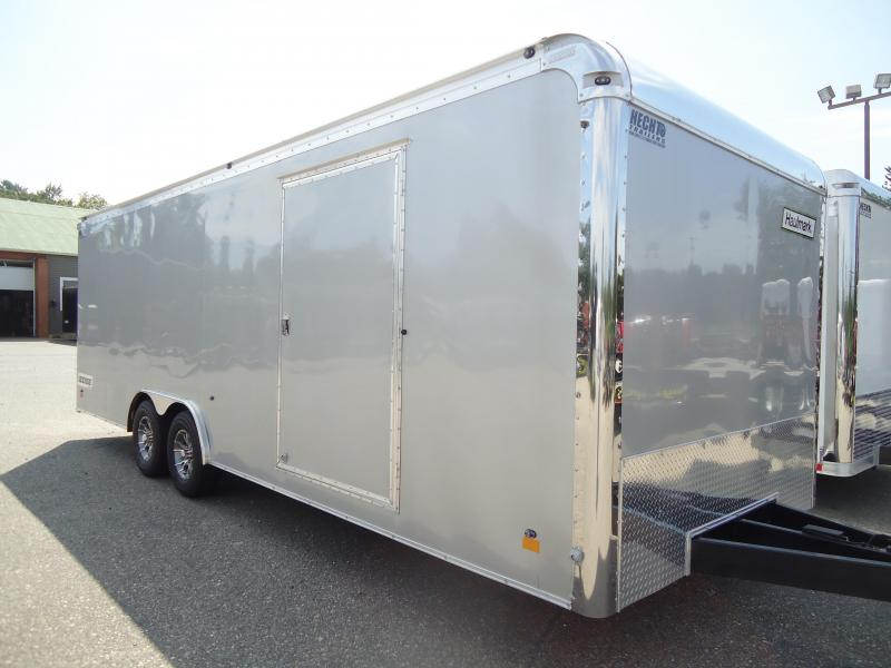 2017 Haulmark 8.5X24 EGP WT3 SILVER Car / Racing Trailer