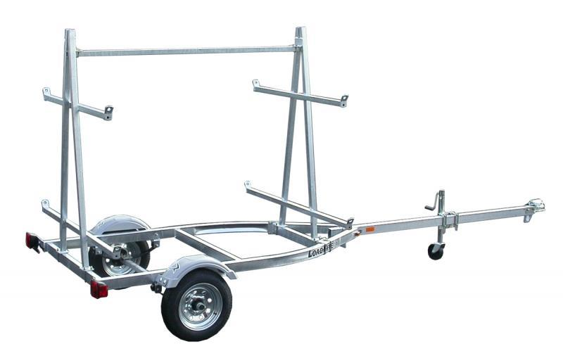 2016 Load Rite K1000-4 KAYAK 4 TOR AXEL Watercraft Trailer