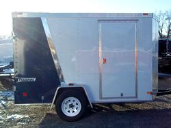 2015 Haulmark 6X10 TSTV Enclosed Cargo Trailer