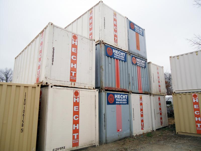 USED CONTAINERS FOR SALE & USED CONTAINERS FOR SALE | Trailers Storage Containers Trailer ...