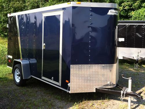 2015 Haulmark 6X12 TSTV Enclosed Cargo Trailer