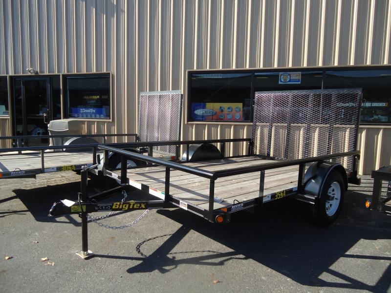 2017 Big Tex Trailers UT-6.5X10 35SA-10BK4RG Utility Trailer