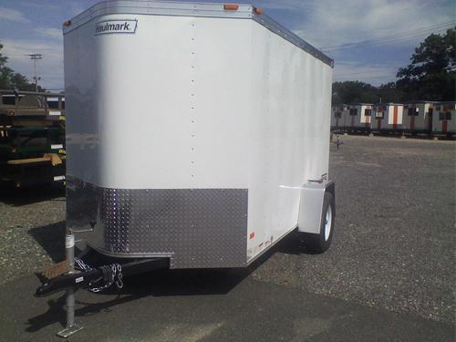 2015 Haulmark 6X10 TSTV Enclosed Cargo Trailer