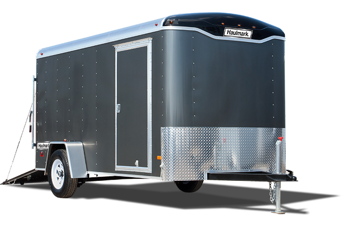 2018 Haulmark TST6X12DS2 Enclosed Cargo Trailer