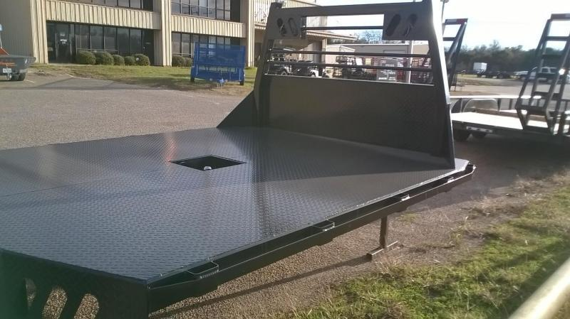 2016 Cross Trailers Truck Bed