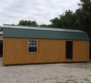 ***DISCOUNTED***  14x30 LOFTED BARN CABIN