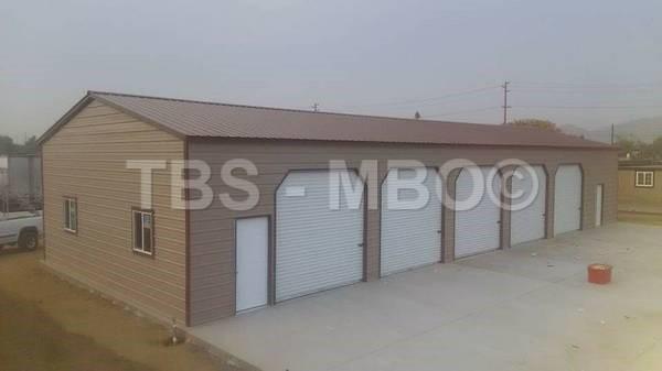 30x80x12 Garage #G113