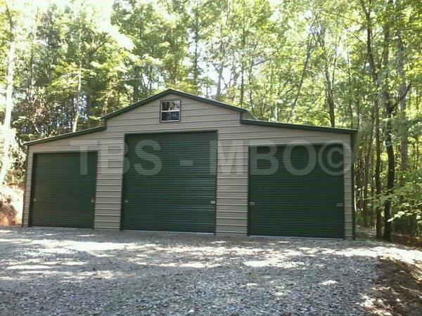 42x30 Barn / Garage #B064