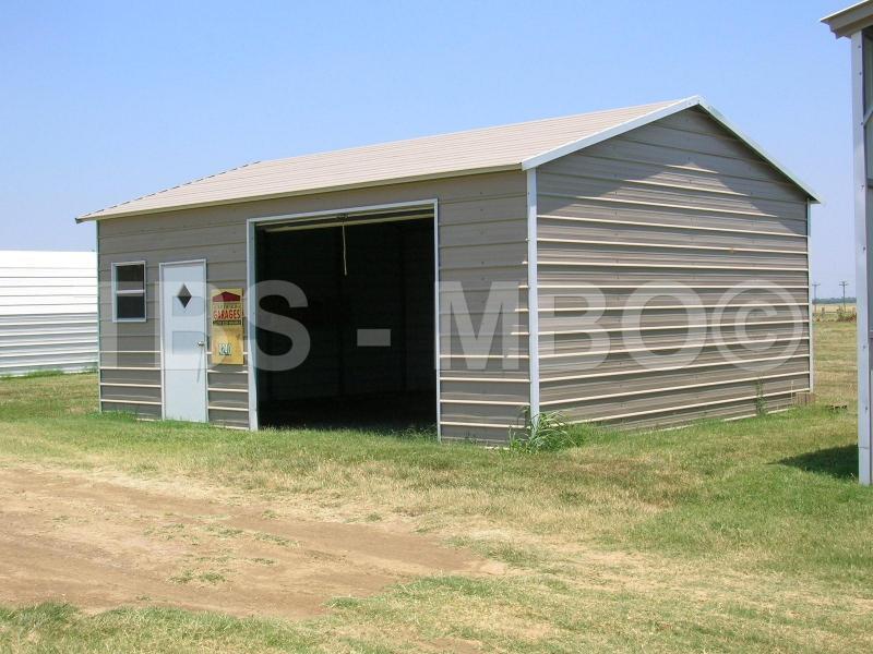 20X25X9 Garage / Shop #G027