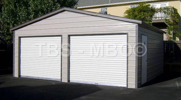 24x30x9 Garage #G092