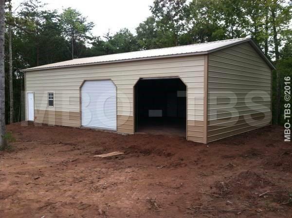 24x45x10 Garage #G181