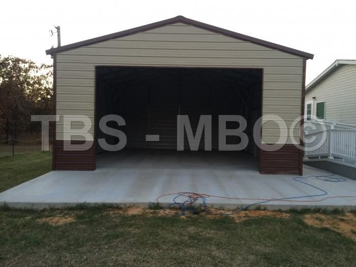 22x25x9 Garage #G160
