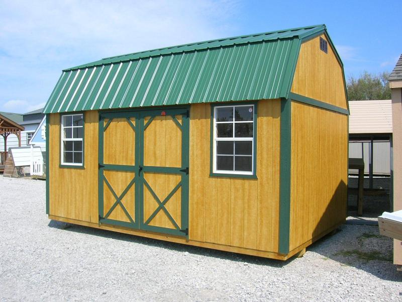 10x16 Lofted Barn