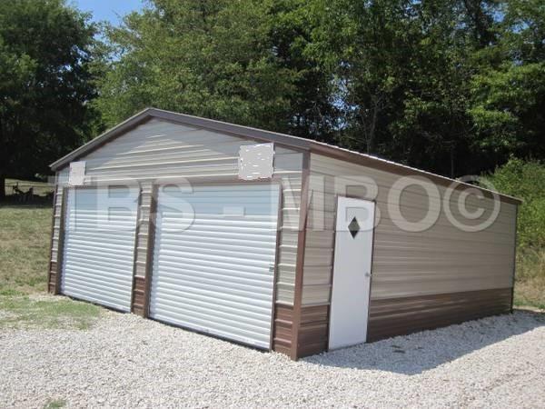 20x25x9 Garage #G084