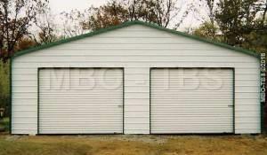 30x25x8 Garage #G118