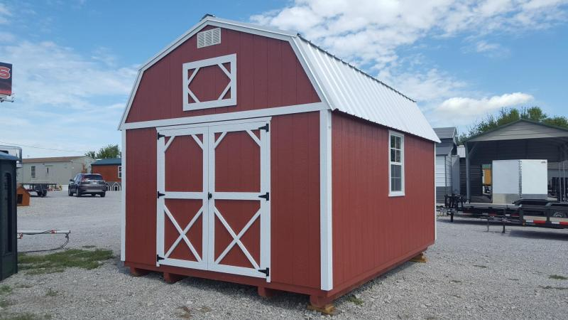 14x30 Portable Carports : Search results for lofted barn garages barns portable