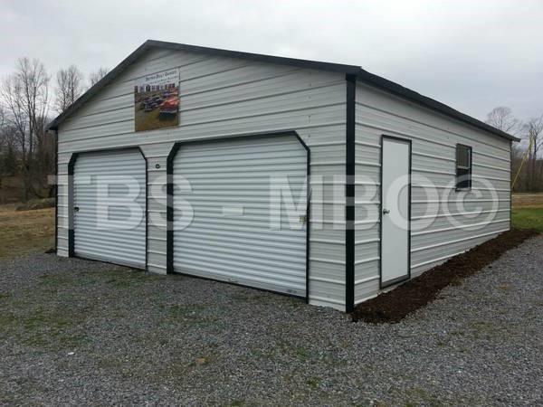 24x30x10 Garage #G186