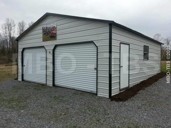 24x25x10 Garage #G186