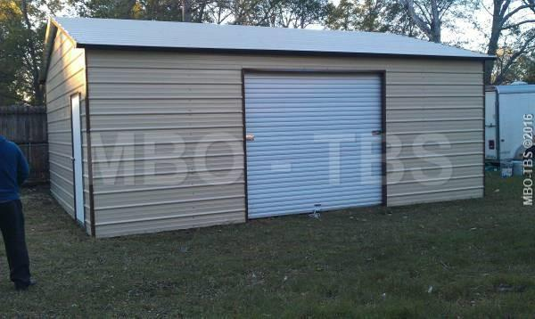 20x25x9 Garage #G131