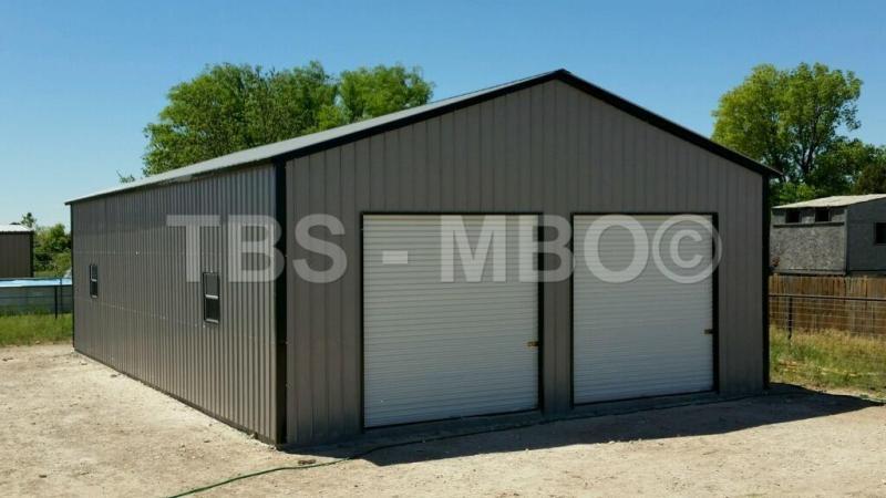 30x40 garage shop 193 - 30x40 Garage
