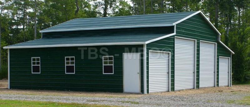 48x40 Barn / Garage #B048