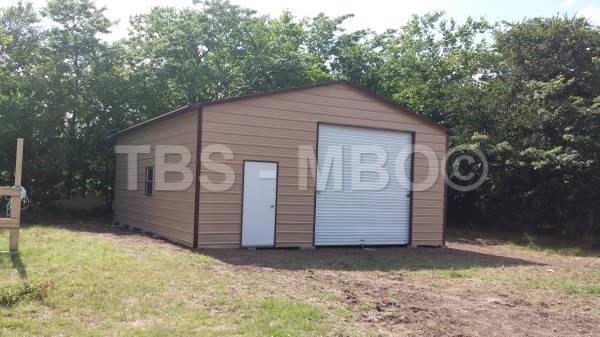 24x25x10 Garage #G089