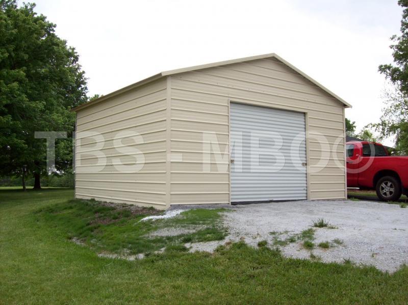 20X20X9 Garage / Shop #G045