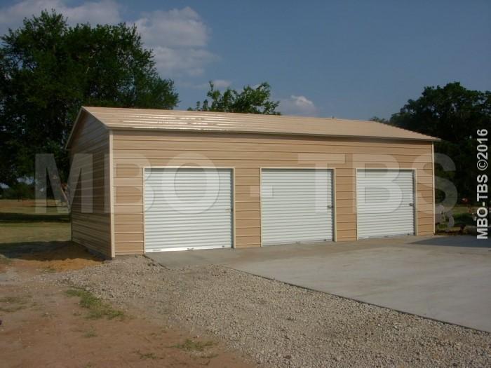 20x35x10 Garage #G123