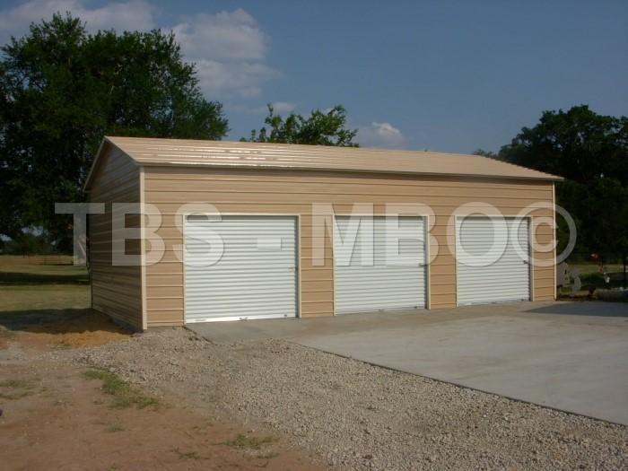 20x40x10 Garage #G123
