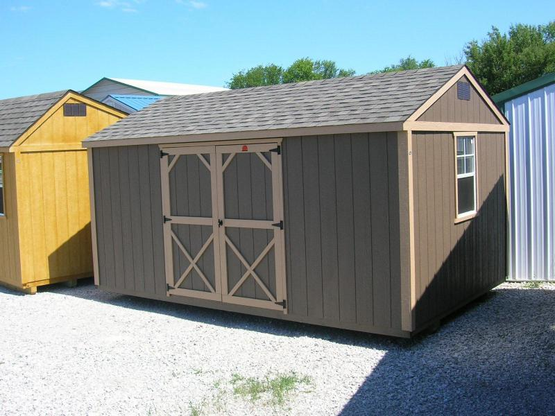 ***DISCOUNTED*** 10x16 UTILITY BUILDING