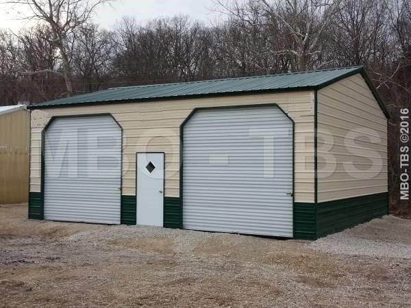 22x30x11 Garage #G136