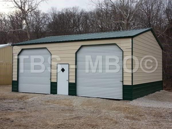 24x30x11 Garage #G136